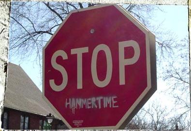 coolest stop sign evar