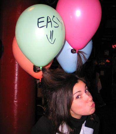 balloons easy
