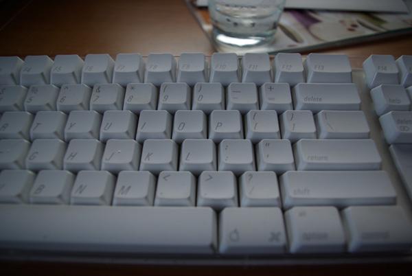 My Imac Keyboard