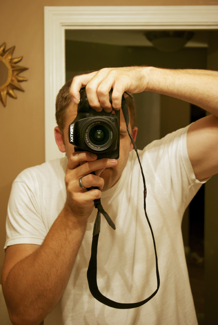 Pentax K10D and ME