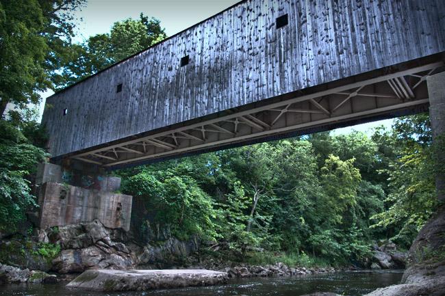 Bulls Bridge HDR