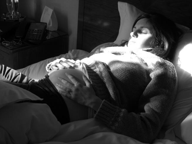 Wendi Sleeping