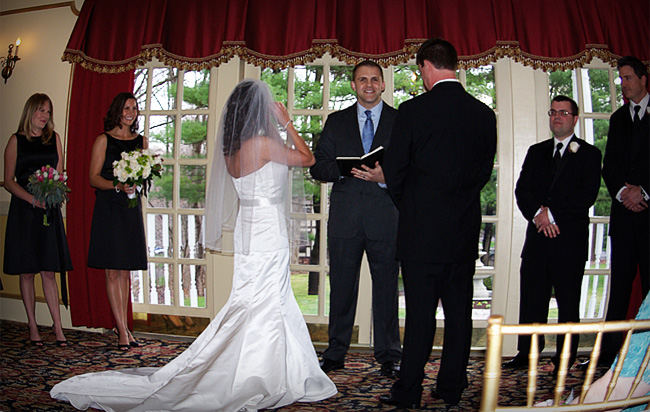 Jessica and Greg Ceremony