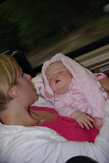 peyton sleepin