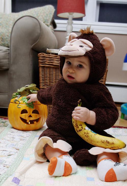 Noahs First Halloween